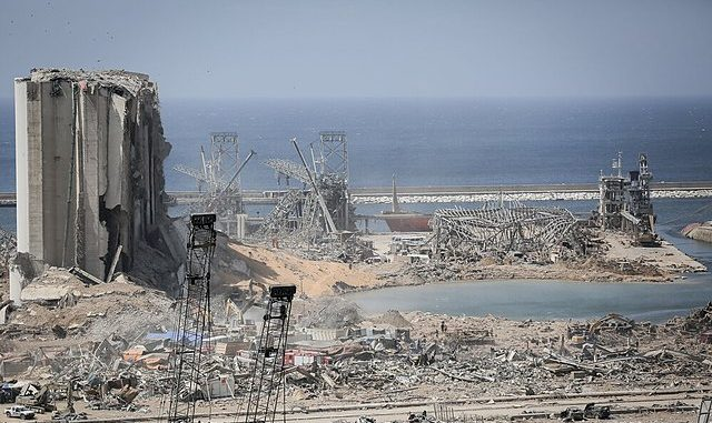The Beirut port explosion – one year on